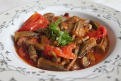 bamya yemegi turkse recepten yemek tarifleri turkish recipes