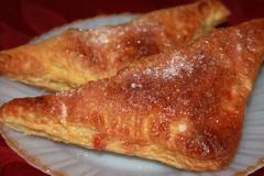 Elmalı üçgenler turkse recepten