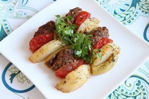 Patatesli kofte recept turks