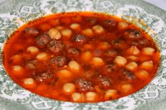 Nohutlu köfteli yemek turkse recepten yemek tarifleri turkish recipes