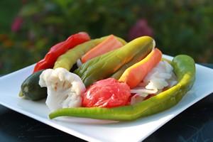 tursu ingemaakte groente