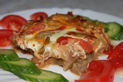 patlicanli saray yumurtasi turkish recipes turkse recepten yemek tarifleri